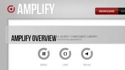 Amplify: un'API per la gestione dei dati