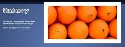 Blueberry: uno slideshow flessibile