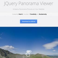 Foto panoramiche con jQuery Panorama Viewer - jQuery Italia