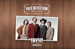 Rilevamento facciale con jQuery Face Detection