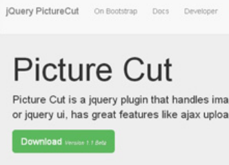 Picture Cut jQuery Plugin
